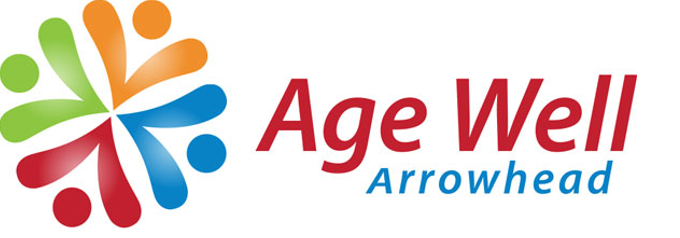 Age Well Arrowhead logo.